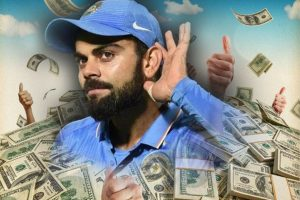 Highest paid cricketer in India