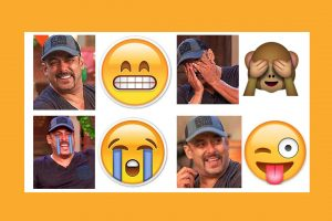 Salman Khan emoji trend on twitter!