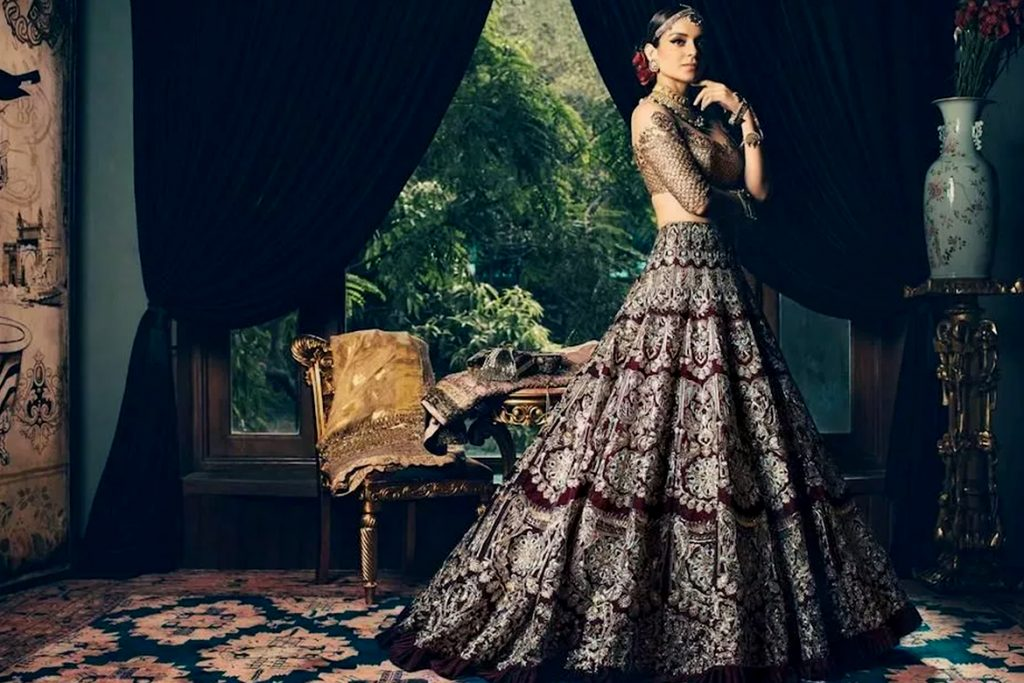 The Most Expensive Lehenga Designer In India Trending News