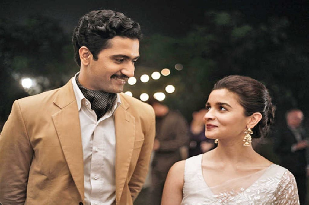 Alia and vicky kaushal