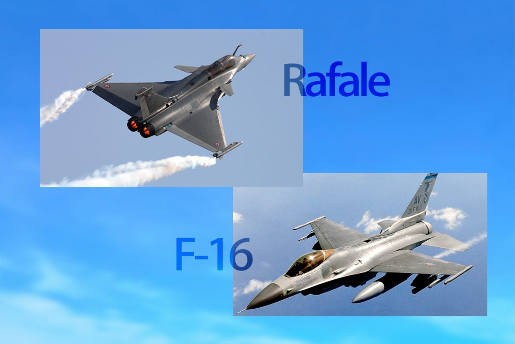 rafel and f16