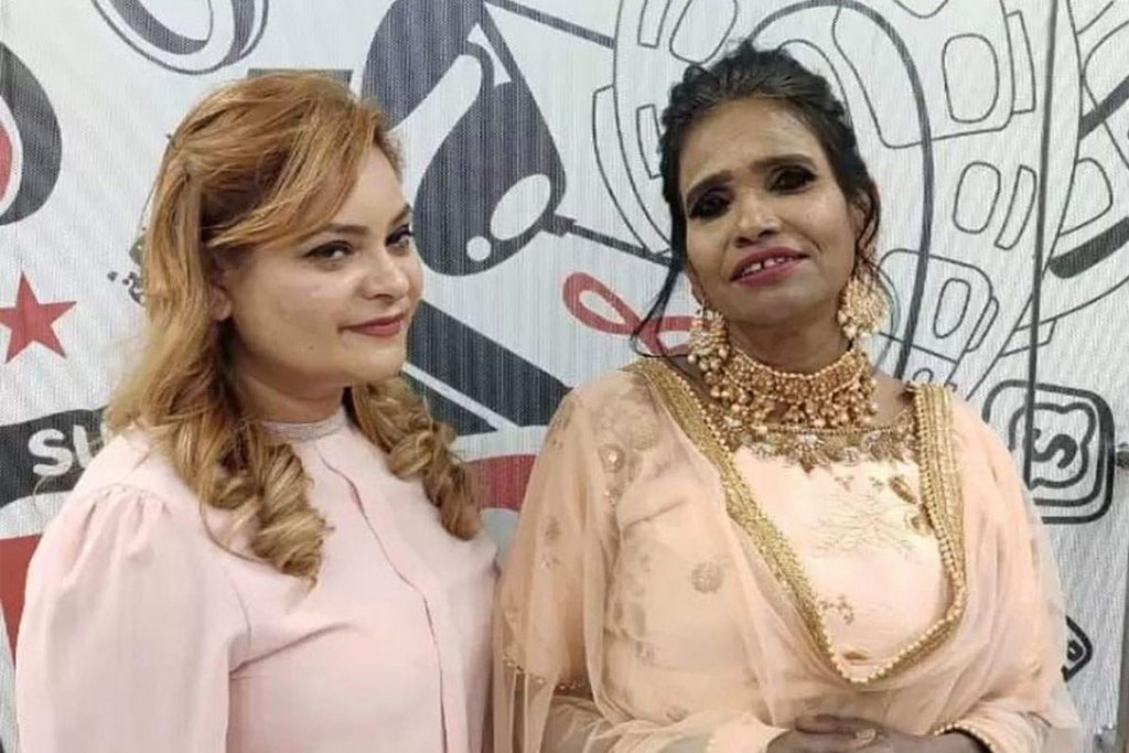 Ranu Mondal is going viral again, this time for her 'terrible make-up