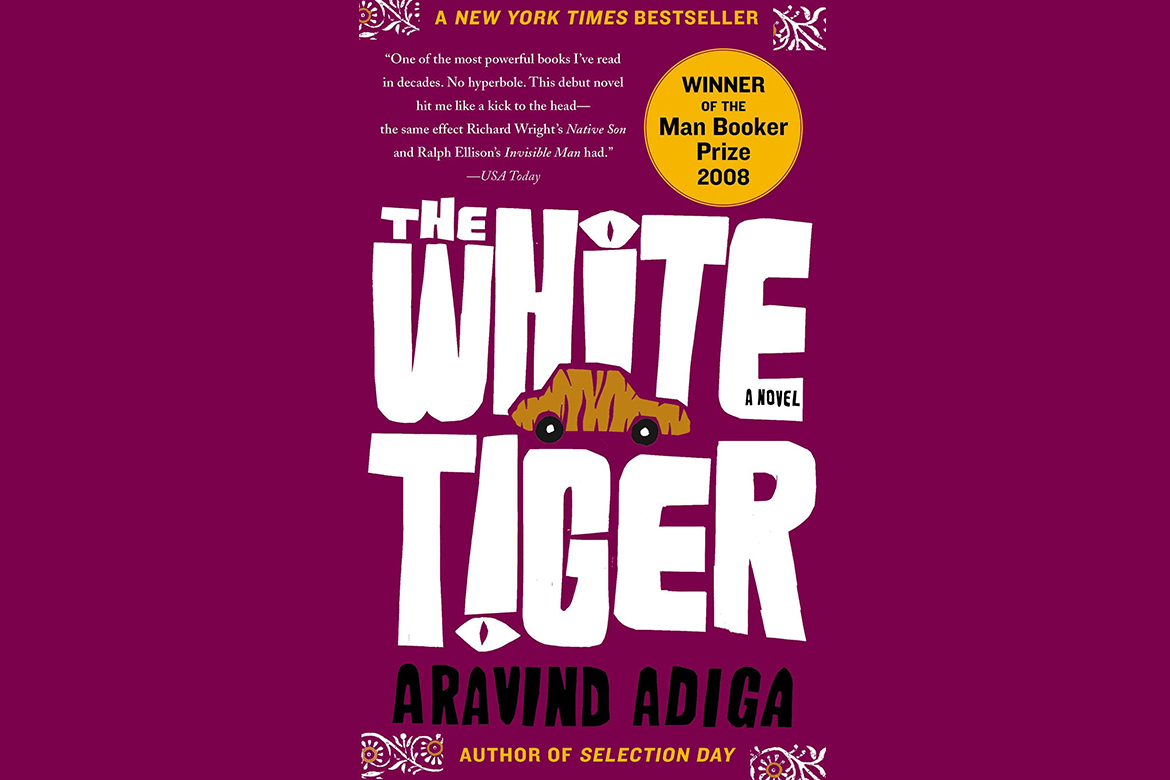 The Book White Tiger