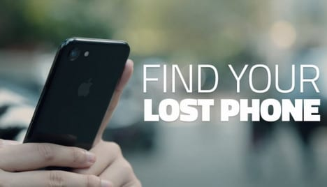 Find Your Lost Phone